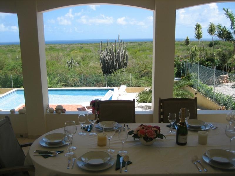 Vakantiewoning met zwembad villa grote berg for Grote villa
